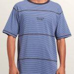 Volcom Noa Noise Short Sleeve Shirt – Stone Blue – M