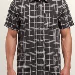 Volcom Klasey Short Sleeve Shirt – Stealth – XS