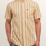 Volcom Mix Bag Short Sleeve Shirt – Sunburst – XXL