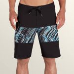 Volcom Macaw Mod Boardshorts – Black Combo – Black Combo – 34