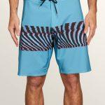 Volcom Macaw Mod Boardshorts – Neon Blue – Neon Blue – 28
