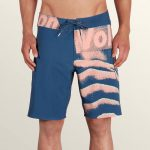 Volcom Liberate Mod Boardshorts – Smokey Blue – 33