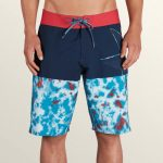 Volcom Lido Block Mod Boardshorts – True Blue – 34