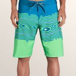 Volcom Lido Vibes Mod Boardshorts – Free Blue – 30