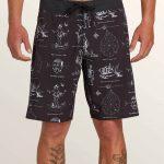 Volcom Aaron Glasson PangeaSeed Boardshorts – Black – 30