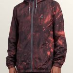 Volcom Ermont Jacket – Tie Dye – XXL