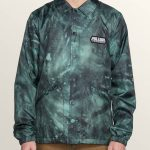 Volcom Brews Coach Jacket – Dark Pine – XL