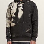 Volcom Noa Noise Pullover Hoodie – Black – XL