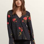 Volcom Check Out Time Top – Multi – L