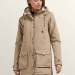 Volcom Walk On By Parka – Khaki – S