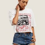 Volcom Super Stoned Tee – White – M