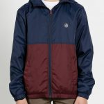 Volcom Big Boys Ermont Jacket – Tie Dye – L