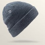 Volcom Full Stone Beanie – Charcoal Heather – O/S