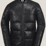 Volcom Puff Puff Give Jacket – Black On Black – L