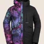 Volcom Fifty Fifty Insulated Jacket – Mix – L