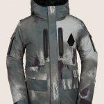 Volcom Lynx Insulated Jacket – Grey Vintage – L