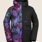 Volcom Fifty Fifty Jacket – Mix – M