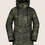 Volcom Structure Down Jacket – Camouflage – XL