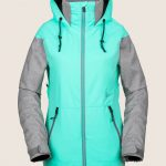 Volcom Meadow Insulated Jacket – Jade – XL