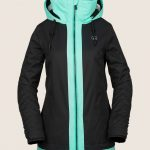 Volcom Westland Insulated Jacket – Black – S