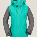 Volcom Stave Jacket – Teal Green – S