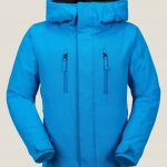Volcom Garibaldi Insulated Jacket – Blue – XS