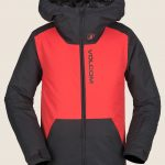 Volcom Vernon Insulated Jacket – Fire Red – XS
