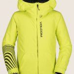 Volcom Vernon Insulated Jacket – Lime – XL