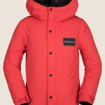 Volcom Ripley Insulated Jacket – Fire Red – L