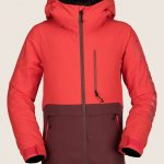 Volcom Holbeck Insulated Jacket – Fire Red – XL