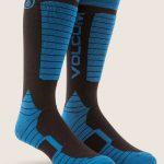 Volcom Kootney Sock – Blue – L/XL