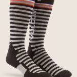 Volcom Synth Sock – Black – L/XL