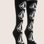 Volcom Sherwood Sock – Black – M/L