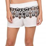 Volcom Friends Forever Shorts – White – M