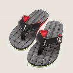 Volcom Recliner Sandals – Jah – Jah – 10