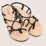 Volcom Whateversclever Sandals – Black – 10